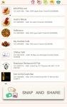Restaurants - WhatsOnMyPlate screenshot 4/6
