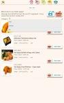 Restaurants - WhatsOnMyPlate screenshot 5/6