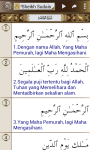 Quran Malay screenshot 1/3
