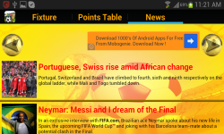 Worldcup 2014 Predictor And News screenshot 3/4