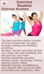 Fitness For Teens screenshot 1/6