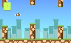 Cute Flying Poo screenshot 2/6