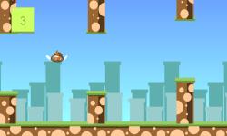 Cute Flying Poo screenshot 3/6
