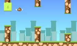 Cute Flying Poo screenshot 5/6