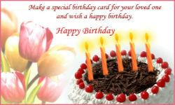 Happy Birthday Card  screenshot 1/3