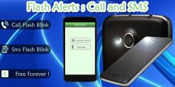 Flash Alert Call SMS screenshot 1/6