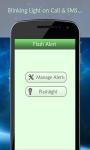 Flash Alert Call SMS screenshot 2/6