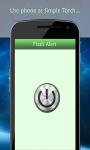 Flash Alert Call SMS screenshot 6/6