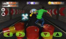 Street Skater 3D Premium screenshot 3/4