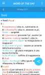 Concise Oxford-Paravia Italian Dictionary screenshot 1/6