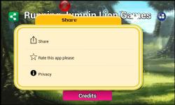Running Lion Games Free screenshot 4/6