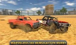 Real 4x4 Car Wars : Demolition screenshot 1/3