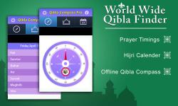 World Wide Qibla Finder Free screenshot 1/4