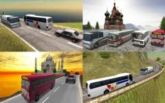 Bus Simulator 2015 Clash screenshot 1/3