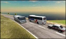 Bus Simulator 2015 Clash screenshot 2/3