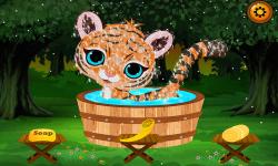 Baby Tiger Salon screenshot 2/5