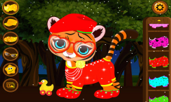Baby Tiger Salon screenshot 3/5
