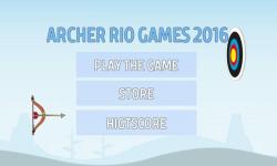 archer rio games 2016 screenshot 1/5