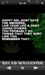 Weed HD Quotes screenshot 3/5