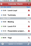 Calendar Alarm screenshot 1/1