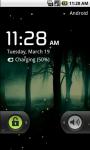 Cool Fireflies Live Wallpaper screenshot 4/4
