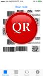 QR and Bar code scanner for iOS screenshot 1/5