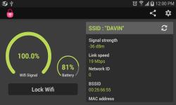 Wifi Lock screenshot 4/4