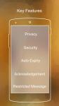 Cashew Secure Messenger screenshot 2/6