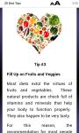 25 Diet Tips screenshot 2/3