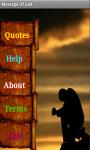 Gods Message screenshot 2/4
