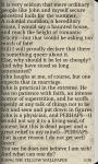 The Yellow Wallpaper by Perkins Gilman screenshot 2/3