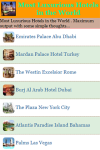 Most Luxurious Hotels in the World screenshot 2/3