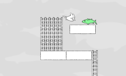 Hungry Cat Platformer screenshot 1/4