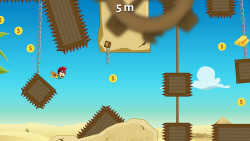Fly Worm Fly screenshot 3/6