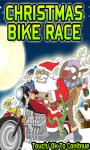 Christmas Bike Race screenshot 2/3