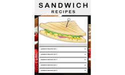 Sandwich recipe screenshot 1/3