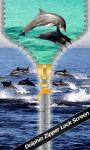 Best Dolphin Zipper Lock Screen screenshot 1/6