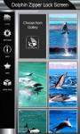 Best Dolphin Zipper Lock Screen screenshot 4/6