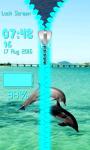 Best Dolphin Zipper Lock Screen screenshot 6/6