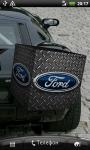 Ford Logo 3D Live Wallpaper screenshot 3/6