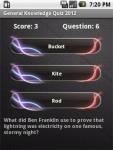General Knowledge Quiz 2012 screenshot 2/2