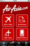 AirAsia - Mobile Travel Technologies Ltd screenshot 1/1