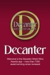 The Decanter World Wine Awards 2010 screenshot 1/1