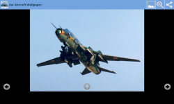Hot War Aircraft Wallpapers 2 screenshot 6/6