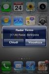 Radar Ticino screenshot 1/1