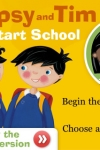 Topsy and Tim Start School Lite screenshot 1/1