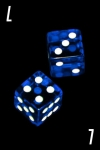 Blue Dice Free screenshot 1/1