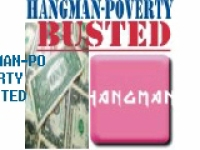 Hangman-Poverty Busted in 10Days screenshot 1/1
