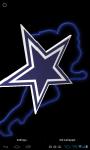 Dallas Cowboys 3D Live Wallpaper FREE screenshot 4/6