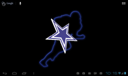 Dallas Cowboys 3D Live Wallpaper FREE screenshot 5/6